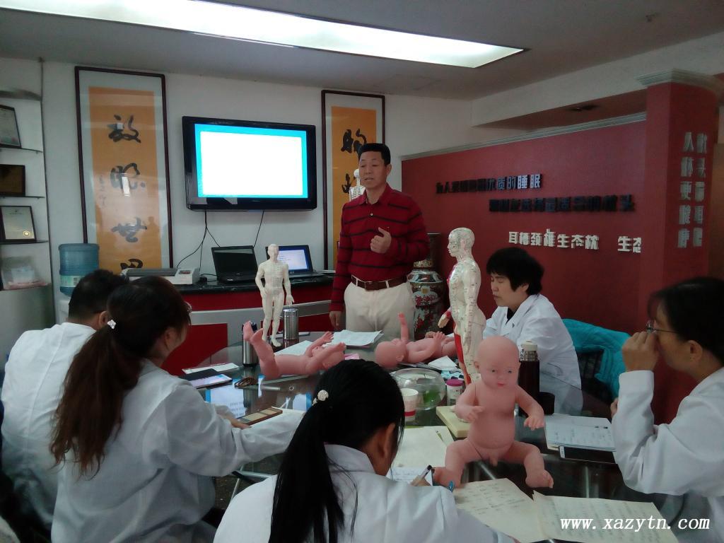 西安中医小儿推拿帮您解决孩子得流感问题